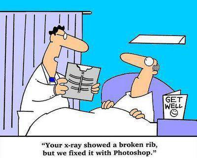 Funny Xray Cartoon
