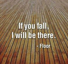 If you fall I will be there.