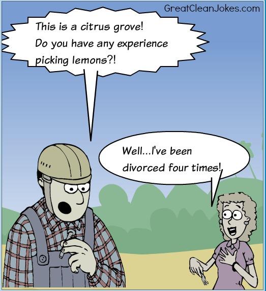 Funny Divorce Cartoon