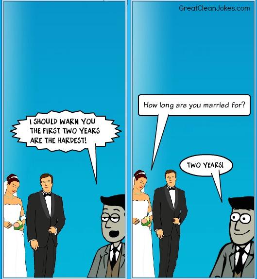 Marriage Advice Joke